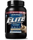 Dymatize Nutrition Elite Whey Shake, Cafe Mocha, 2 Pound