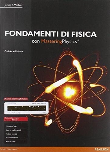 Fondamenti di fisica Con e text Con espansione online PDF