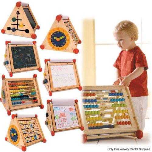 I'm Toy - 22045 - Activity Center 7 en 1 avec rouleau de papier