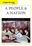 img - for Cengage Advantage Books: A People and a Nation: A History of the United States 10th edition by Norton, Mary Beth, Kamensky, Jane, Sheriff, Carol, Blight, D (2014) Paperback book / textbook / text book