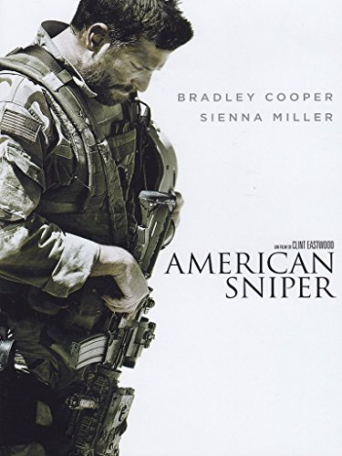 American sniper [Import anglais]