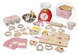 Wooden baking set by howa 4851