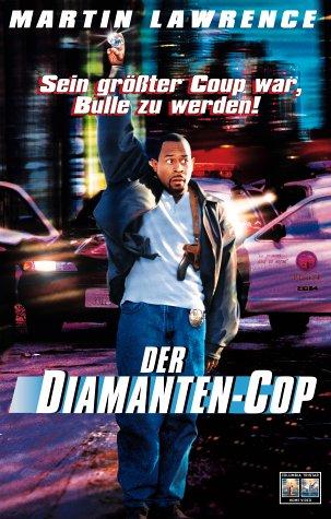 Der Diamanten-Cop [VHS]