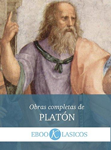 Portada del libro Obras completas de Platón de Platón