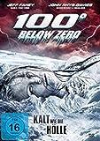 DVD Cover '100° Below Zero - Kalt wie die Hölle