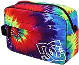 (ディーシー) DC ポーチ メンズ セカンドバッグ スケボー レディース ユニセックス 大きめ トラベルポーチ 3color Free 柄3