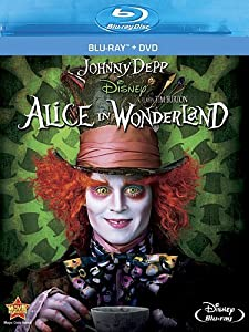 Alice In Wonderland (Live-Action) [Blu-ray] from Walt Disney Studios Home Entertainment