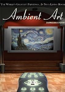 Ambient Art: Impressionism [DVD] [2004]