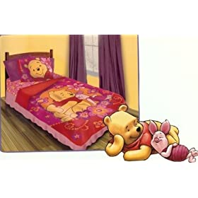 Winnie The Pooh Twin Comforter 4