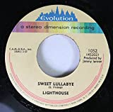 LIGHTHOUSE 45 RPM Sweet Lullabye / Take It Slow (Out In The Country)