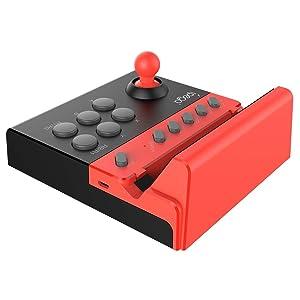 Gamepad Ipega PG-9135 Gladiator's Mobile Version of The Fighting Rocker f9r0f6s1 (Color : Black) (Color: Black)
