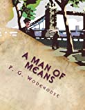 img - for A Man of Means: A Large Print Classic book / textbook / text book