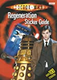 Doctor Who Regeneration Sticker Guide (Dr Who)