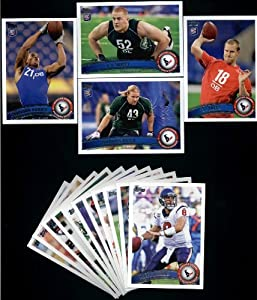 2011 Topps Houston Texans Complete Team Set of 15 cards (in protective 4-pocket... by Topps