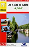 echange, troc Guide FFRP - Les Hauts-de-Seine à pied