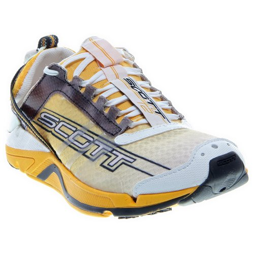 Scott 2011 Women's T2 Pro Running Shoe - 214780 (Yellowfusion/Black - 11)