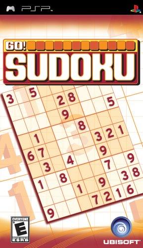 Go! Sudoku - Sony PSP - 1