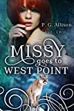 Missy Goes to West Point (Missy the Werecat Book 2) (English Edition)