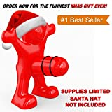 Willy the Wine Lover(tm) Wine Bottle Stopper- Hilarious Novelty Gift- Best Gag Gift- Perfect Stocking Stuffers or Secret Santa Gift- The Perfect Wine Accessory tool or fun wine gifts US Patent # D708517