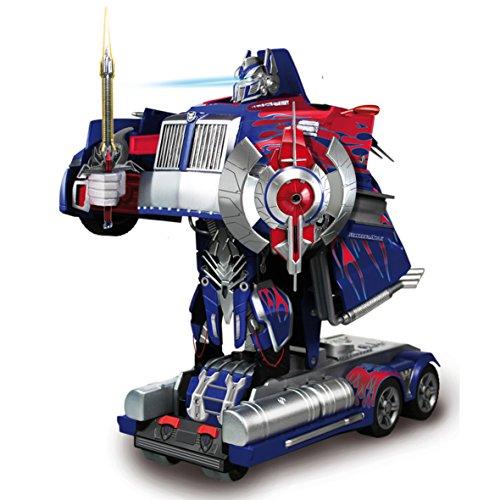 Nikko Transformers R/C Optimus Prime Transforming
