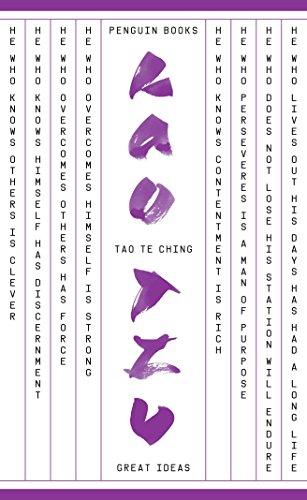 Tao Te Ching (Penguin Great Ideas) [Lao Tzu] (Tapa Blanda)