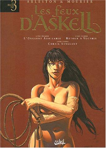 Les Feux d'Askell, tomes 1 à 3