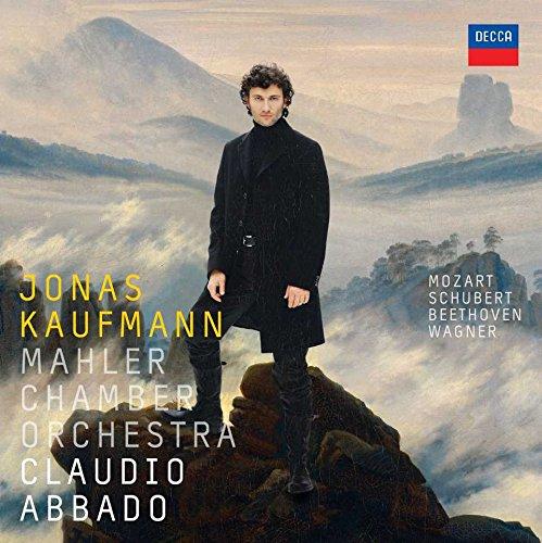 CD : Jonas Kaufmann - Mozart Schubert Beethoven Wagner (CD)