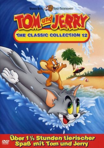 TOM & JERRY - THE CLASSIC COLLECTION 12 [IMPORT ALLEMAND] (IMPORT) (DVD)