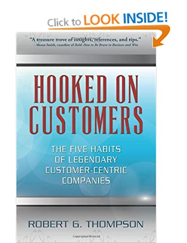 Hooked On Customers - Bob Thompson