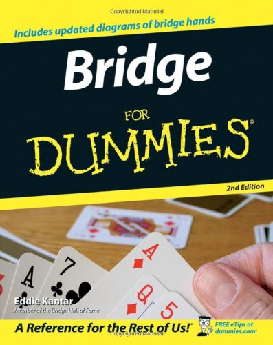 Bridge For Dummies, Eddie Kantar