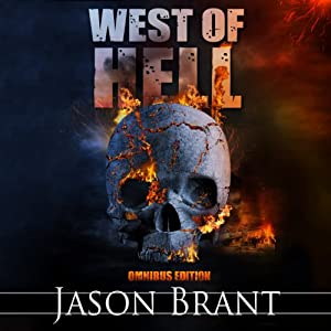 West of Hell Omnibus Edition Audiobook