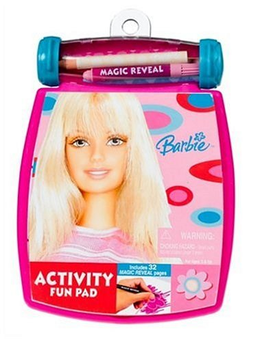 Buy Tara Toys - Tara Toys Barbie Fun On The Go Activity Pad With Magic Pen