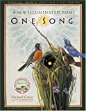 img - for One Song: A New Illuminated Rumi book / textbook / text book