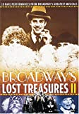 Broadway's Lost Treasures 2