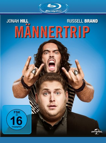 Männertrip - Extended Party Edition (+ DVD) [Blu-ray]