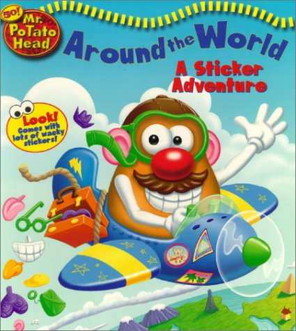 Mr Potato Head Book