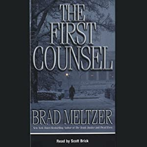 The First Counsel Audiobook