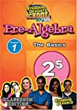 echange, troc Sds Pre-Algebra Module 1: The Basics [Import USA Zone 1]