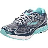 Brooks Ghost 5 W Dark Grey/Light Blue Trainer 1201131D944 5 UK, 7 US
