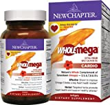 New Chapter Wholemega Cardio, 60 - Softgels