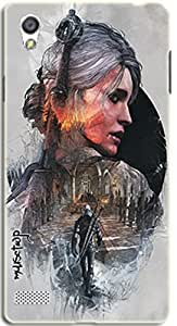 Premium Quality Mousetrap Printed Designer Full Protection Back Cover for Oppo Mirror 5-327