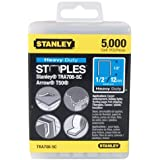 Stanley TRA708-5C 1/2-Inch Heavy Duty Staples, 5000 Units