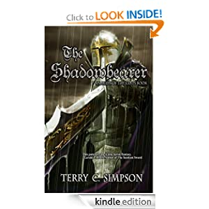 The Shadowbearer (Aegis of The Gods) Terry C. Simpson