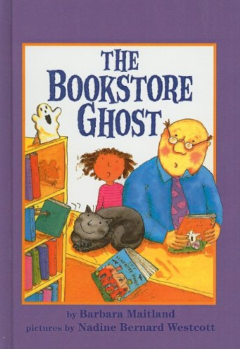 The Bookstore Ghost (Puffin Easy-To-Read: Level 2 (Prebound))