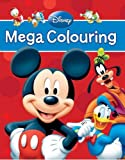 Disney Mickey Mouse & Co Mega Colouring Book