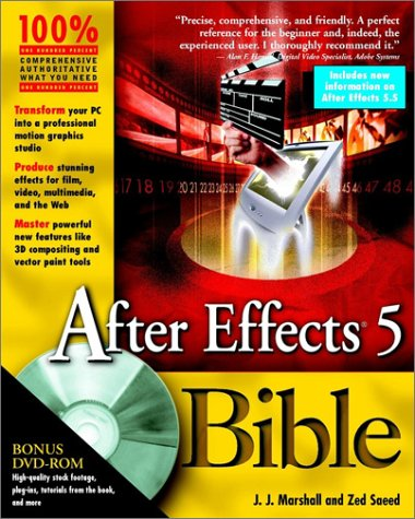 After Effects 5 Bible