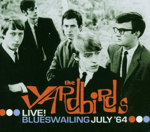Blueswailing July '64 artwork