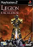 echange, troc Legion the legend of excalibur