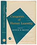 img - for Categories of Human Learning book / textbook / text book