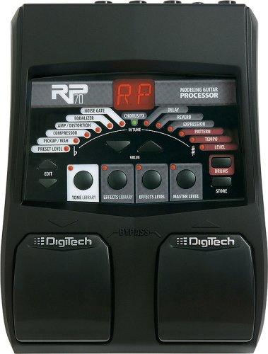 Digitech Rp70 Guitar Multi-Effects Processor
